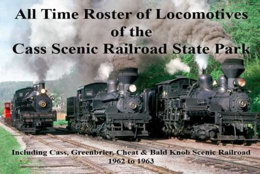 Cass Locomotive Roster title image
